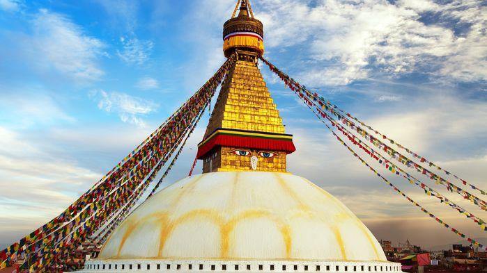 Bouddhnath Kathmandu