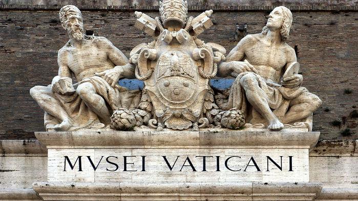 entré vatikanmuseet