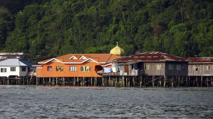 Kiertomatkat - Kaakkois-Aasian neljä maailmaa. Singapore, Malesia, Brunei ja Indonesia - Temamatkat