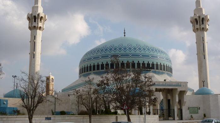 Moské i Amman