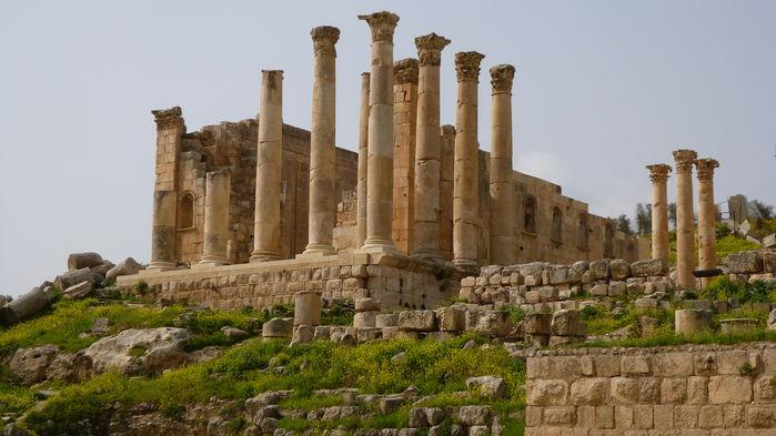 Artemistemplet Jerash