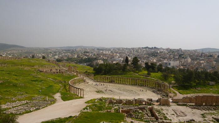 Jerash och Gerasa