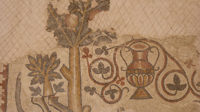 Mosaiker i Madaba