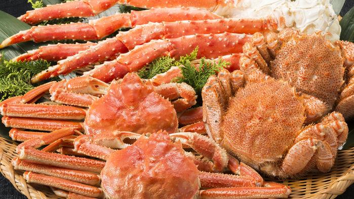 Morgonmarknad i Hakodate, Hokkaido