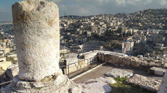citadellet i Amman