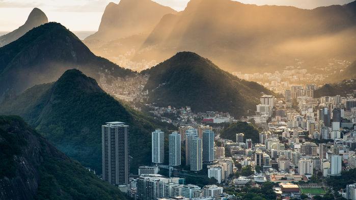 Rio från ovan