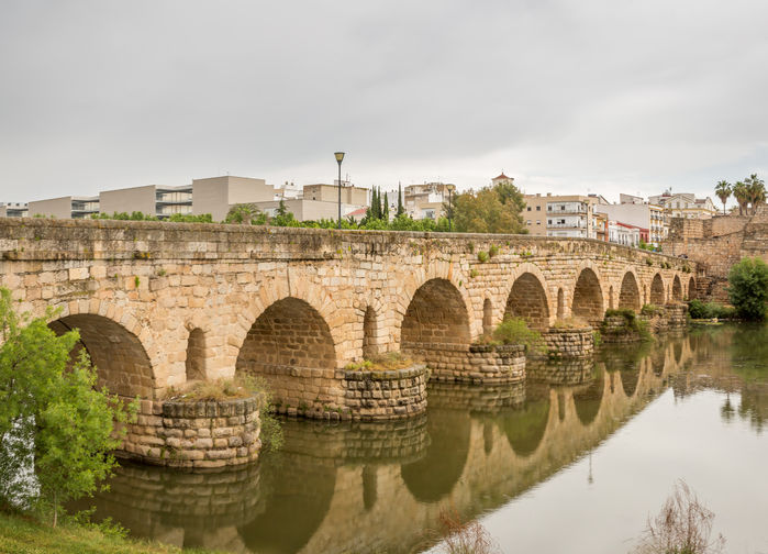 Romerska bron, Mérida