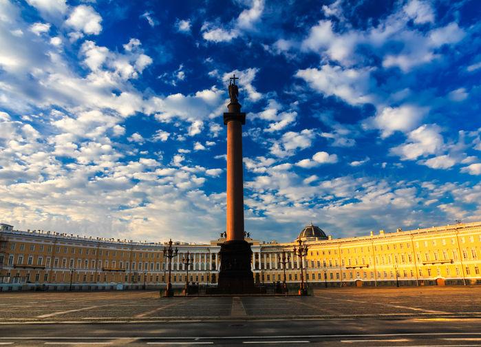 Palatstorget, St Petersburg