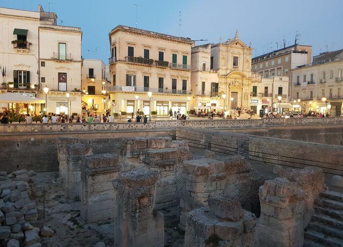 Lecce kväll