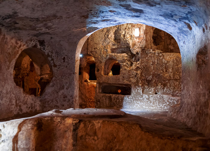 St Pauls grottor