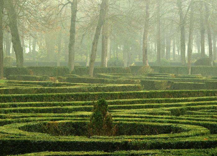 Kungliga trädgårdarna i Aranjuez