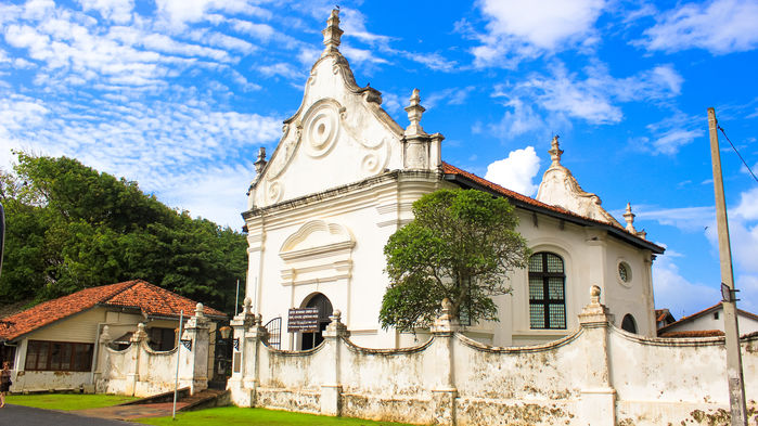 Negombo church