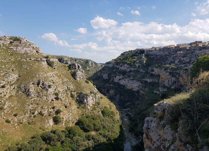 Materas klippor
