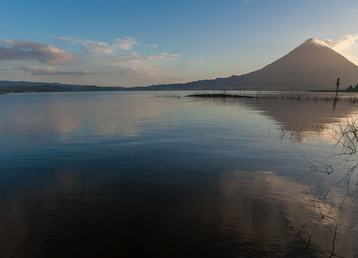 Arenal sjön