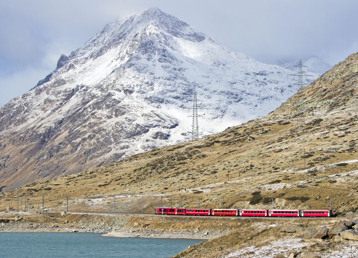Bernina glaciärexpress