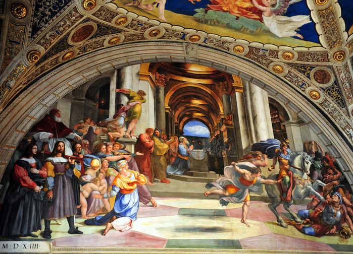 Målningar i Urbino