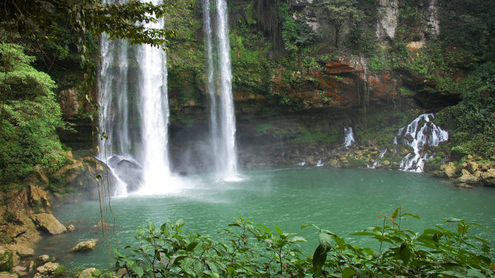 Vattenfall Palenque