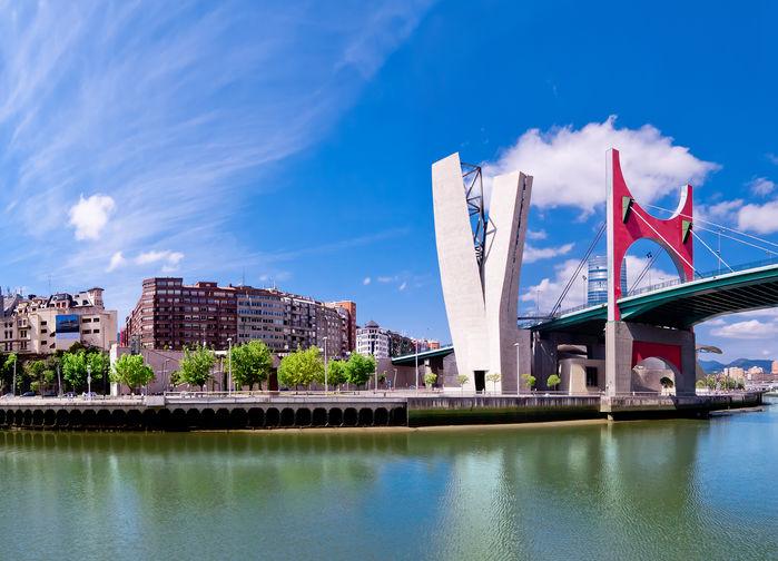 Salvebron, Bilbao