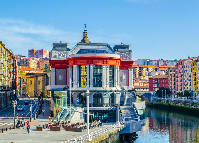 Saluhallen, Bilbao