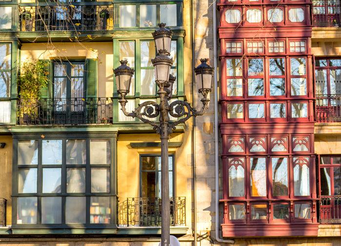 Bilbao, Gamlebyen