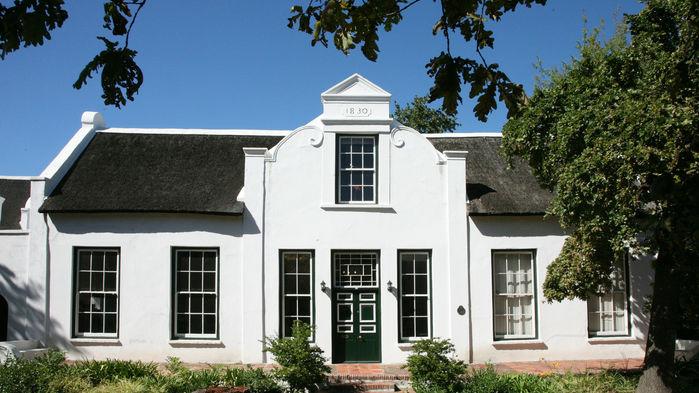 Stellenboschs gamla stan