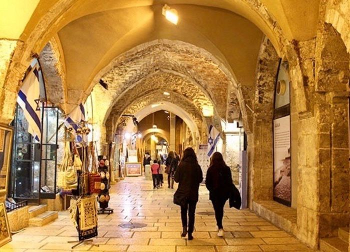 Basargater i Jerusalem