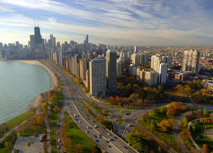 Chicago - The Windy City