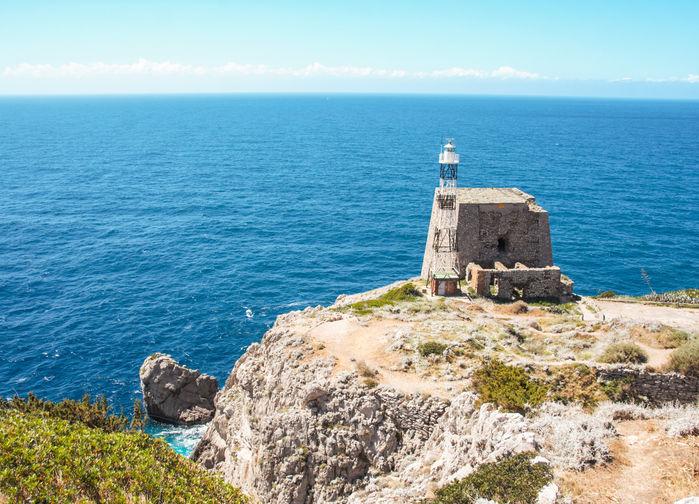Punta della Campanella