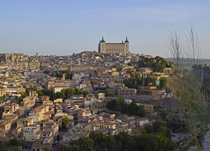 Toledo al Greco eller tvärtom.