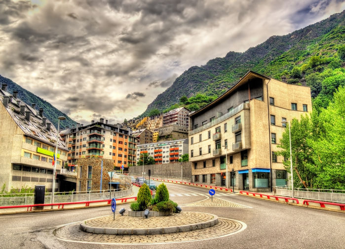 Andorra la vella 2