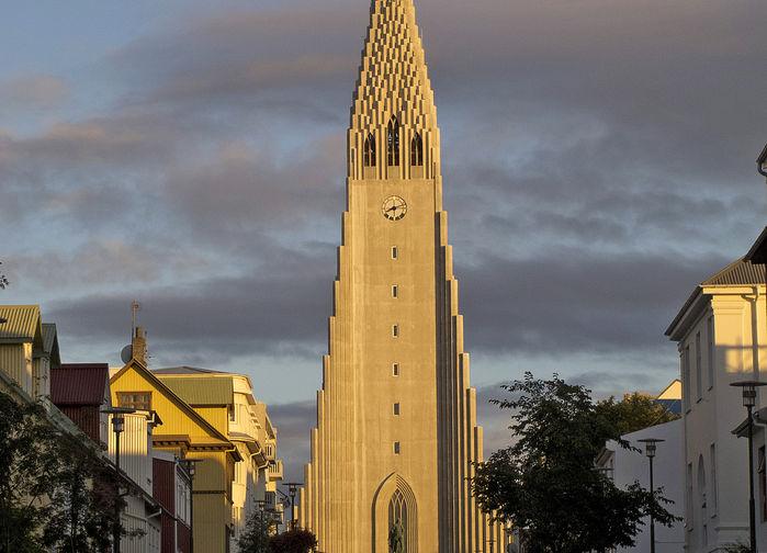 Hallgrímskirkja, Reykjavik