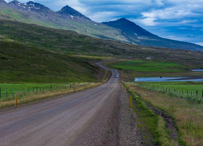 Islands östkust