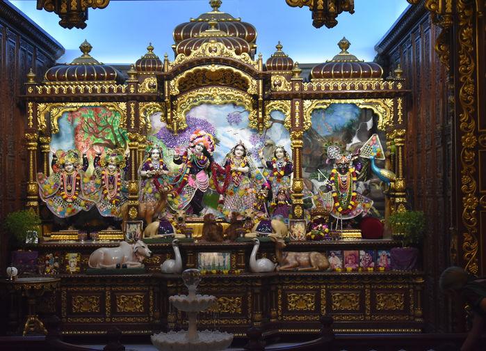 Krishna tempel mumbai