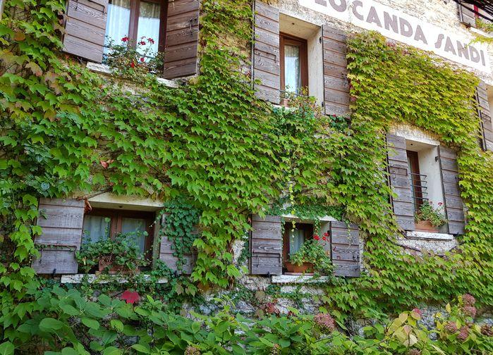 Villa Sandis restaurang
