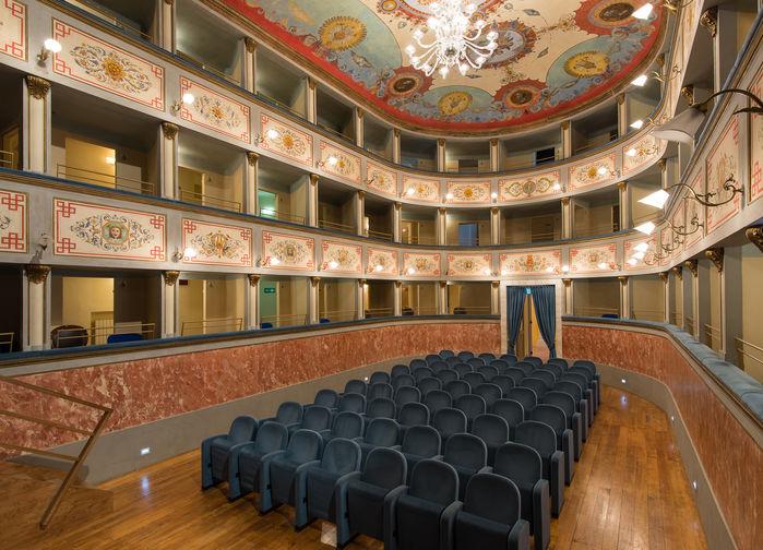 Lokala teatrar i Markerna