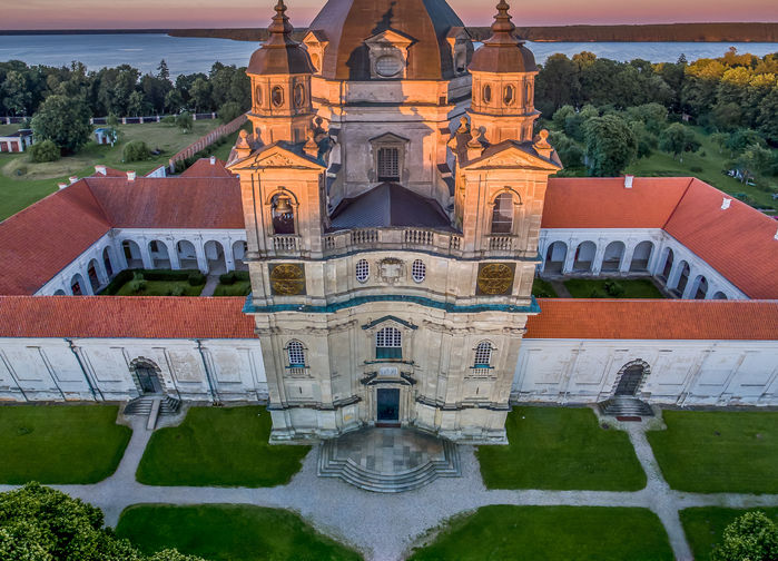 Slottet Pazaislis