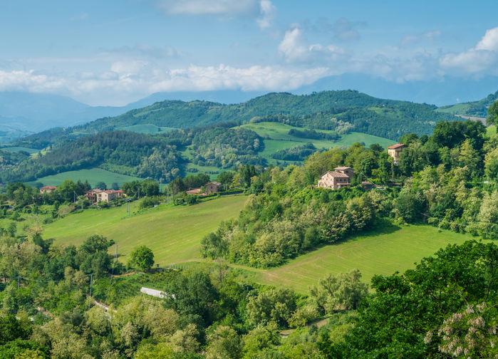 Urbinos kulturlandskap