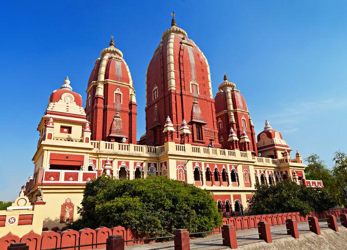 Birla tempel, Delhi