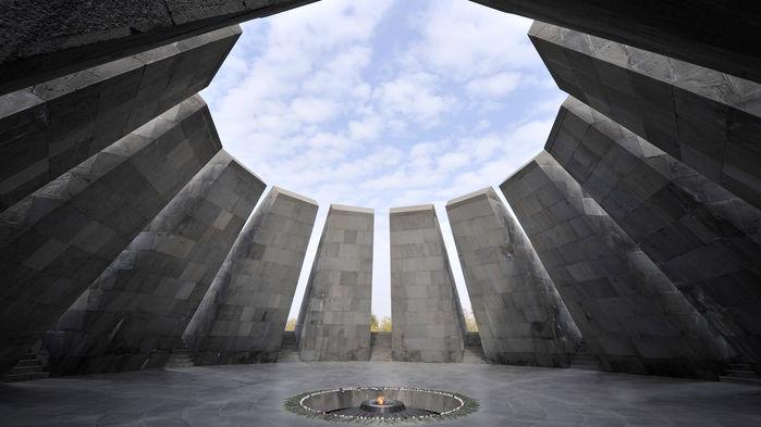Folkmordmuseet i Jerevan