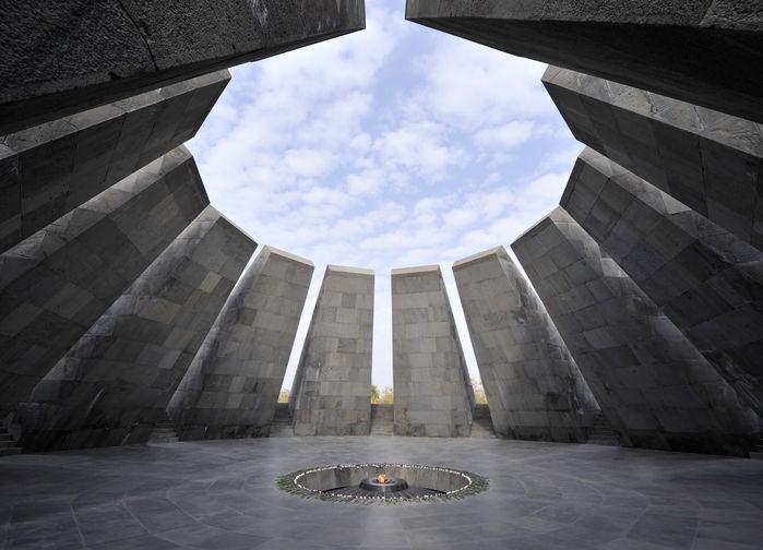 Folkemordmusèet i Jerevan