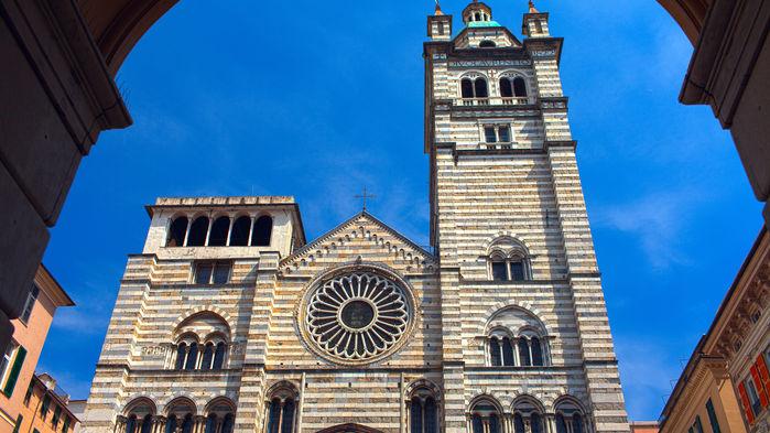 Domkyrkan i Genova