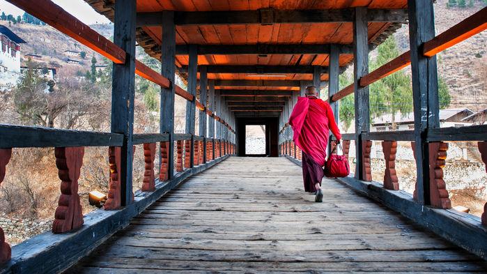 munk i paroklostret