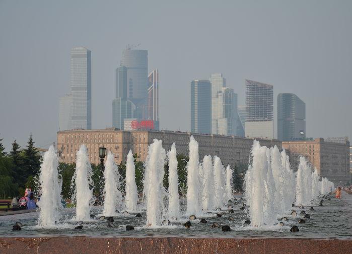 Segerparken Moskva