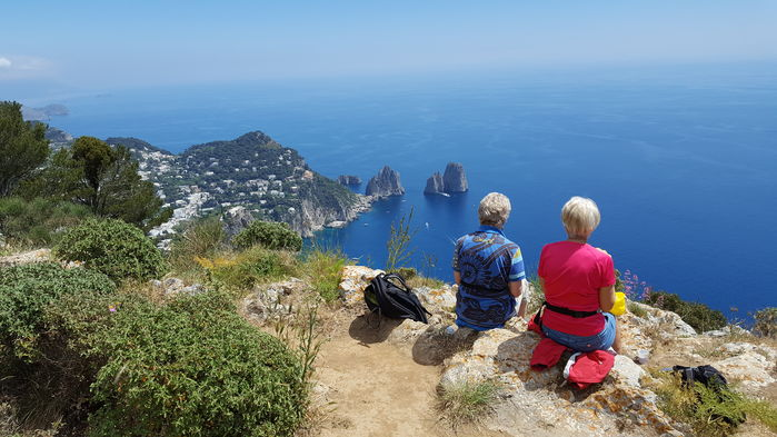 Capri pikniksted