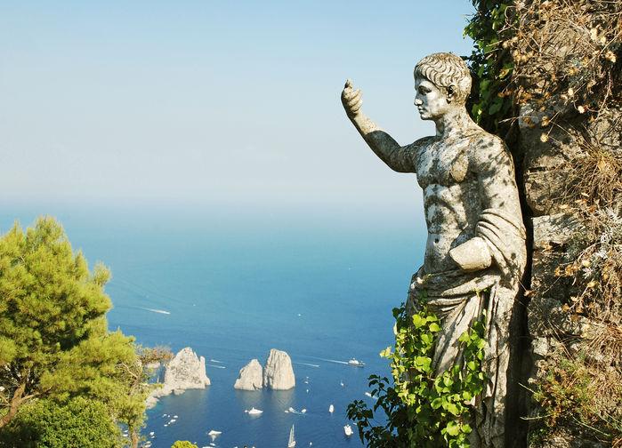 Axel Muntes villa Capri