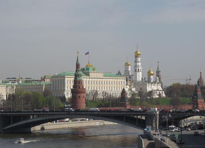 Bolshoy Kamennyjbron med Kreml, Moskva