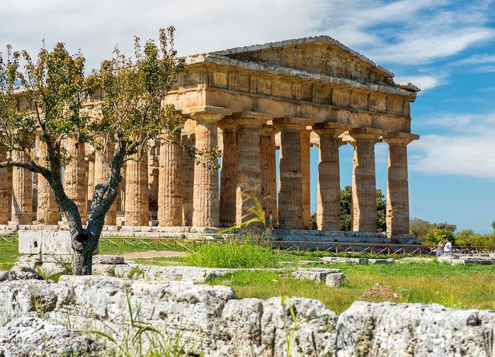 Tempel i Paestum