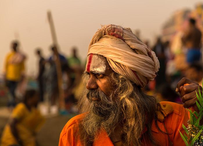Sadhu Varanasi