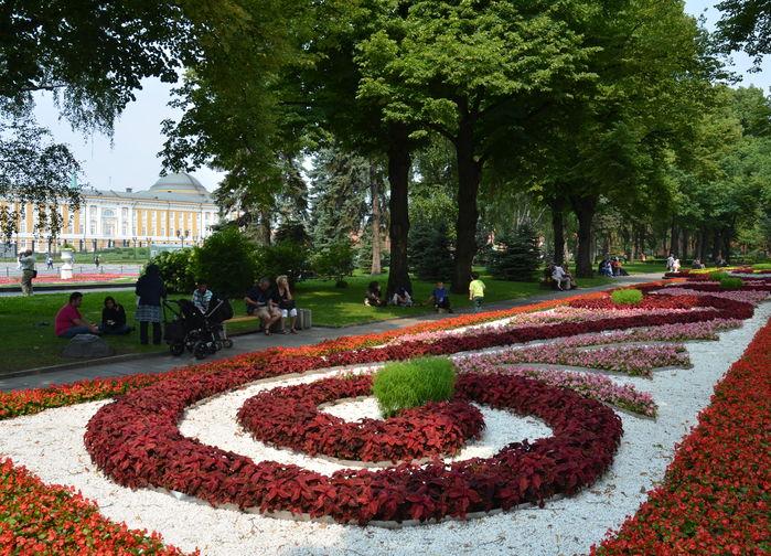 Bolshoj Kremlovskij, Kreml Moskva