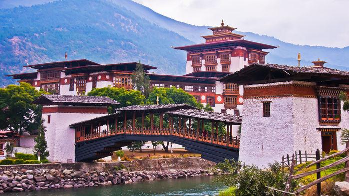 Punakha Dzhong